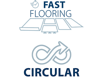 Circular and Fast flooring