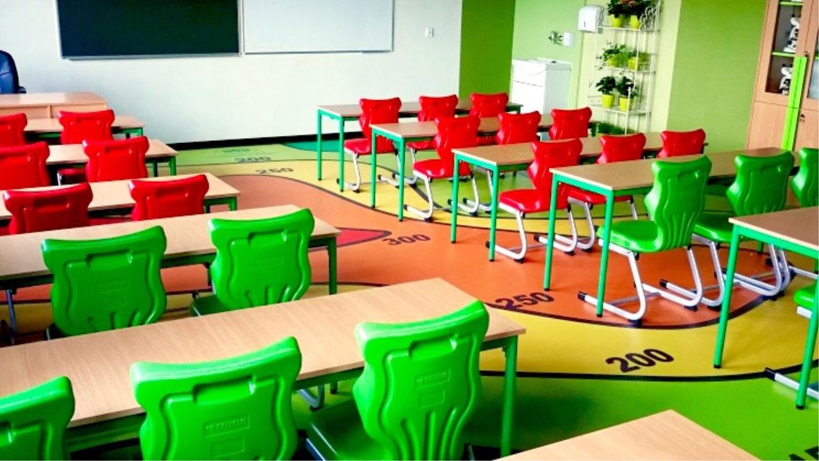 The green lab, Knurow
