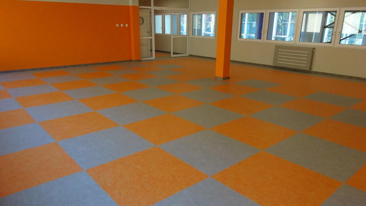 Primary School Radom, Poland