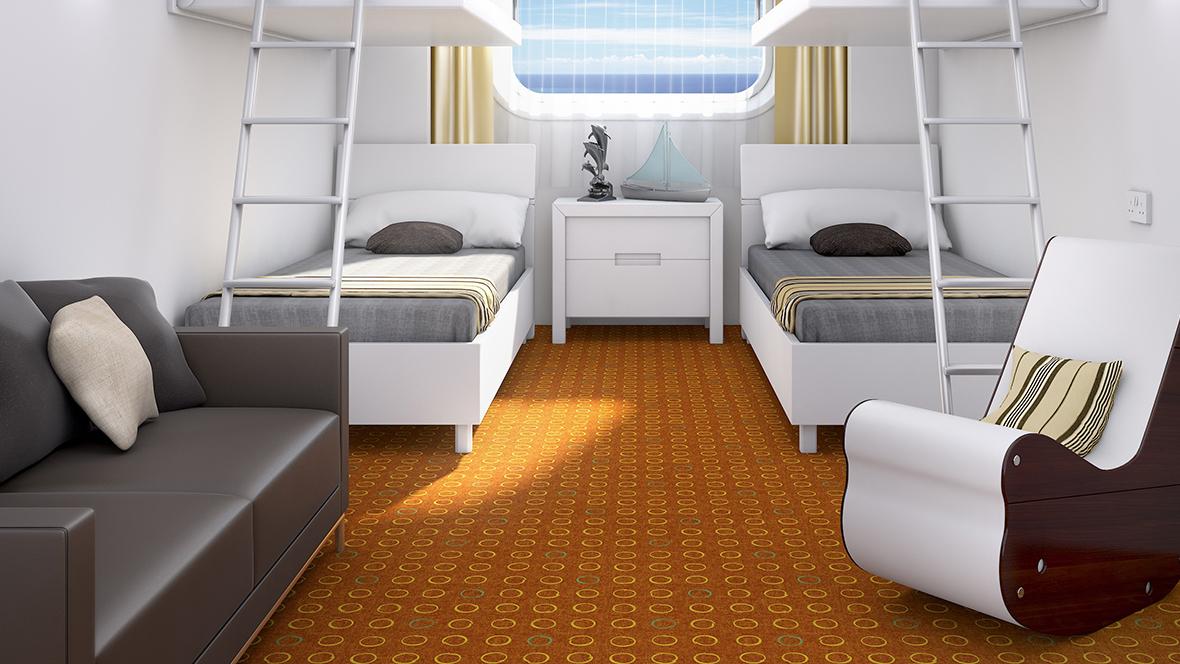 Flotex custom flooring FR