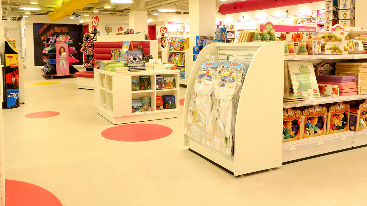Easons Kids Department