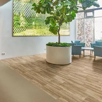 Revêtement de sol, Sarlon trafic Modul'up 19 dB 2021 | Forbo Flooring Systems