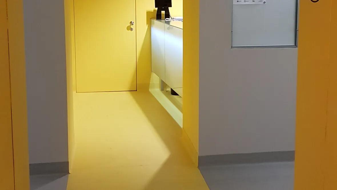 Molinette Hospital Turin