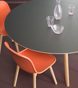 Furniture Linoleum 4155 table