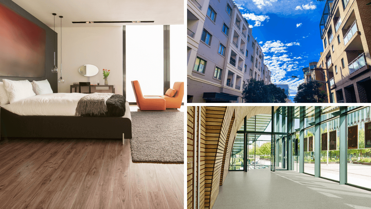 Forbo's Top 5 Tips on Flooring for Multi Occupancy Buildings