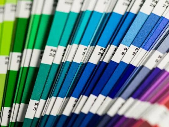 Pantone-färger