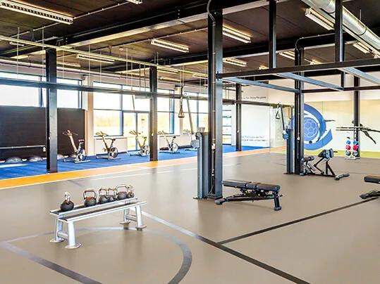 Revêtement de sol, Linoléum sport | Forbo Flooring Systems