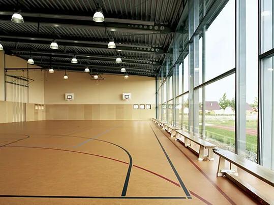 Revêtement de sol, gymnases, salles de sport | Forbo Flooring Systems
