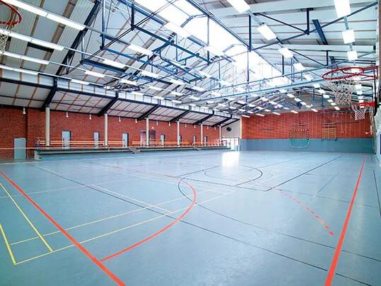 Revêtement de sol, gymnases linoléum | Forbo Flooring Systems