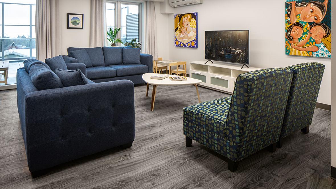 YWCA Pacific Spirit Terrace housing units_Allura Wood 60306DR_3