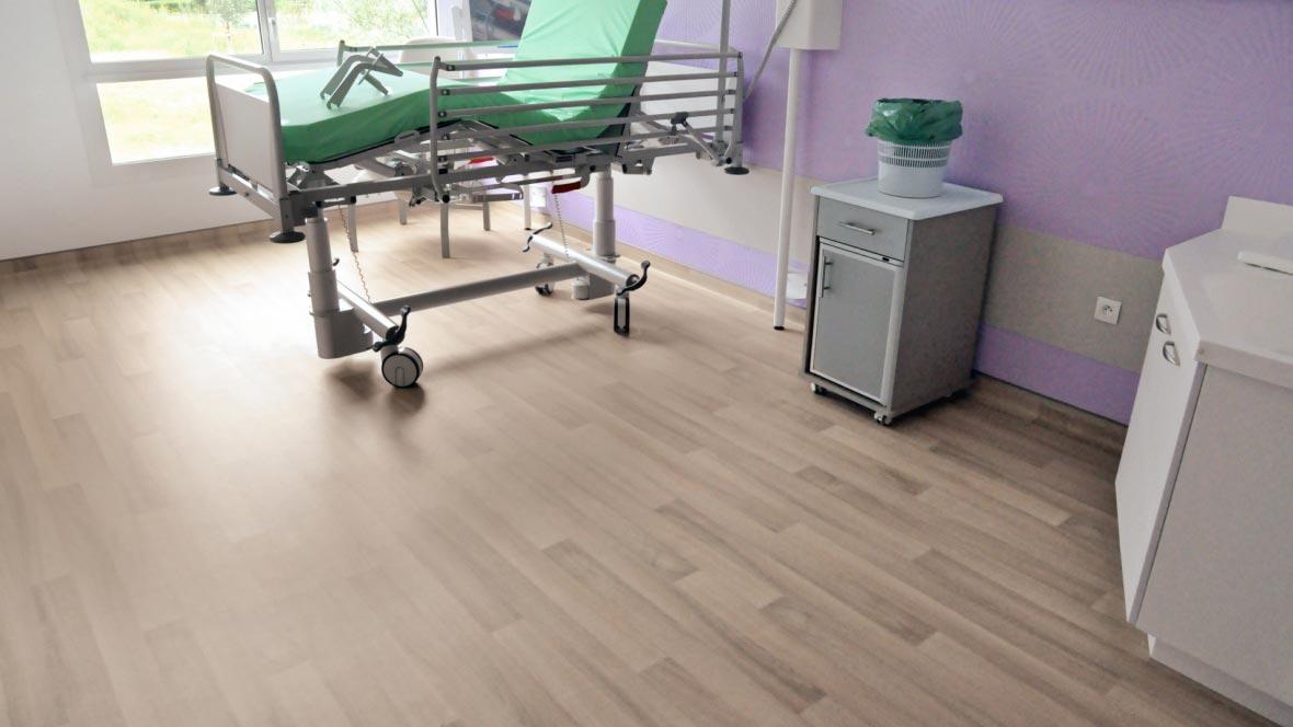 Project Vinyl & Safety Flooring