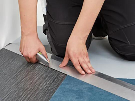 Revêtements de sol les différents modes de pose | Forbo Flooring Systems