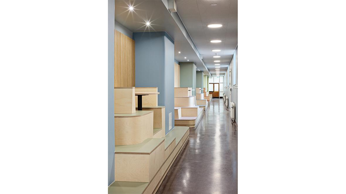 School 3363 interior