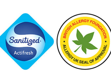 Flotex Sanitized and Allergy UK