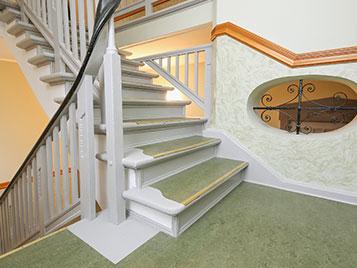 Treppenlösungen
