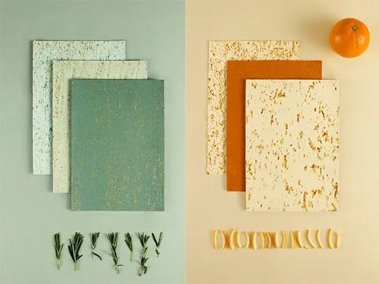 Experiments by Francesca Sciarmella and Marta Polenghi
