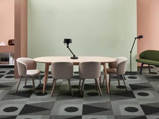Olivia | Cuckoo grey office