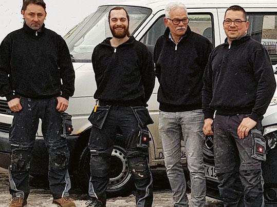 Team Julius Preuß