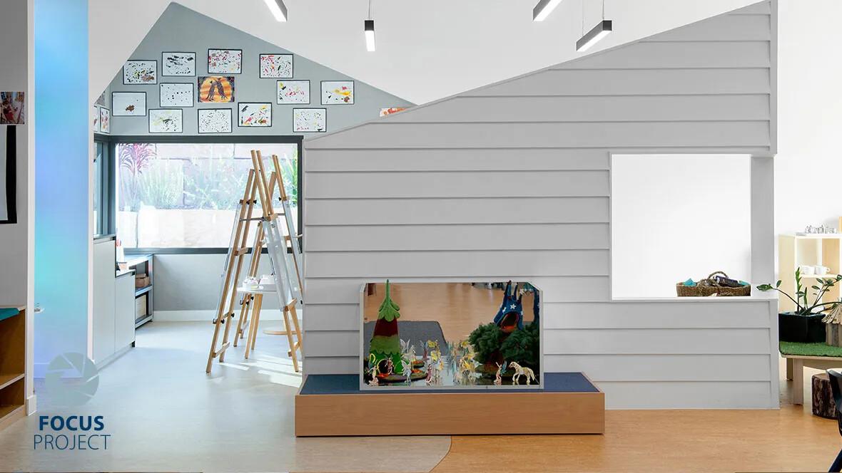 Focus project John-Paul-College-Kindergarten---Marmoleum-2707,-2767,-3174---Credit-Mini-Cooke-5