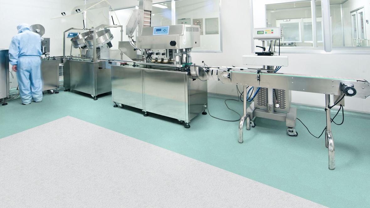 ESD & Cleanroom Flooring