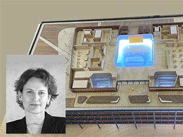 Revêtement de sol, Francine Houben portrait | Forbo Flooring Systems