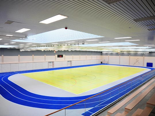 Marmoleum Sport Barbarossahalle