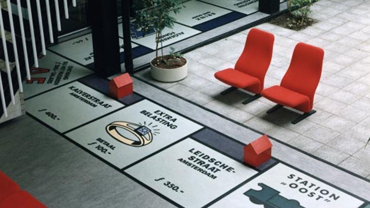 Aquajet Monopoly