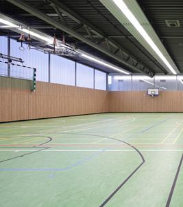 Sporthalle Ubbedissen