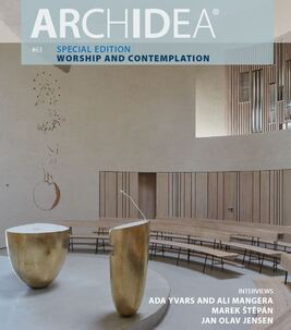 Archidea #63 front cover