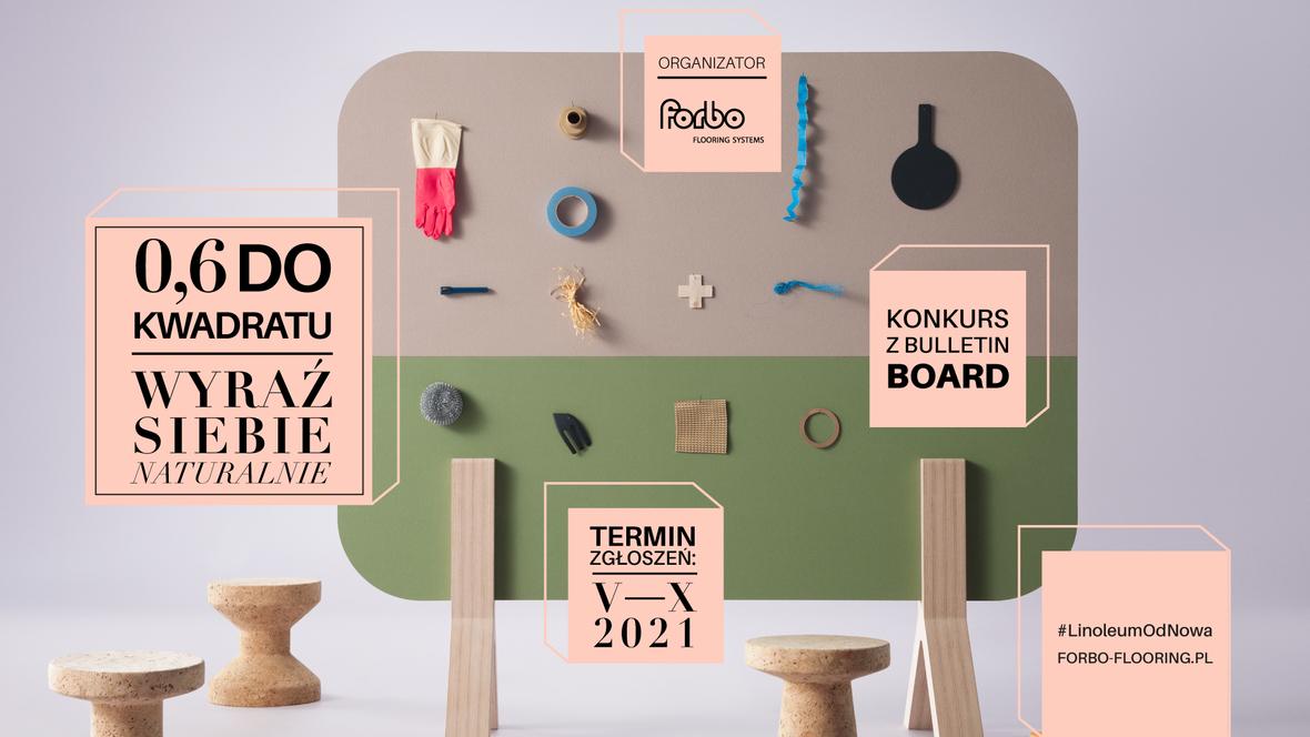 Konkurs - stworz wlasna tablice bulletin board