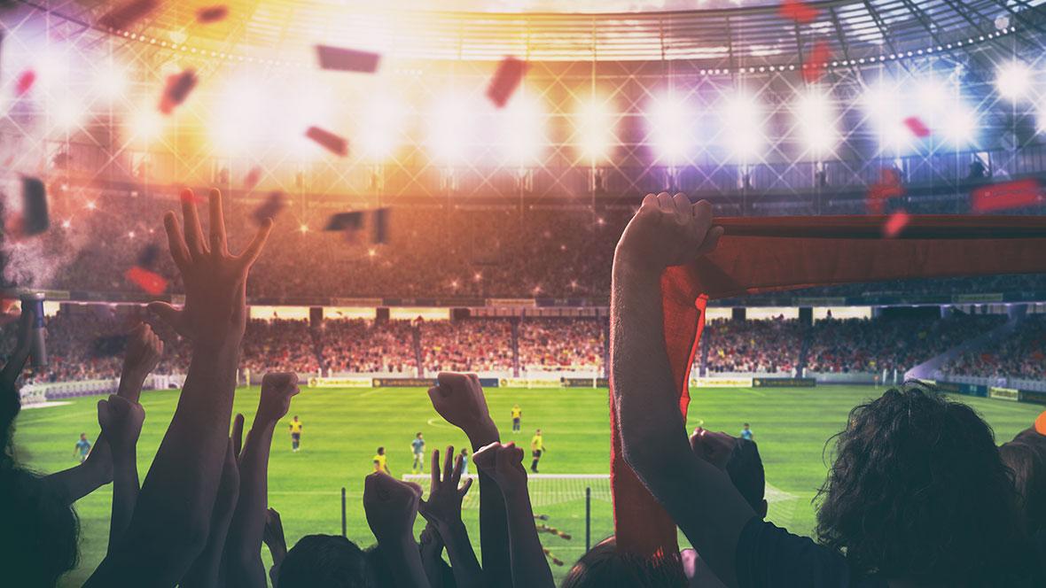 Football Stadium - Foto alphaspirit-AdobeStock