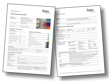 technical sheets forbo