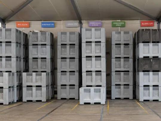 Recycleren in Coevorden