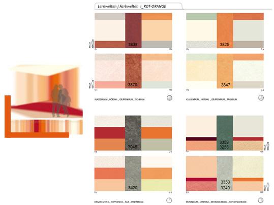 Farbwelt 1 - Farbwelten/Lernwelten