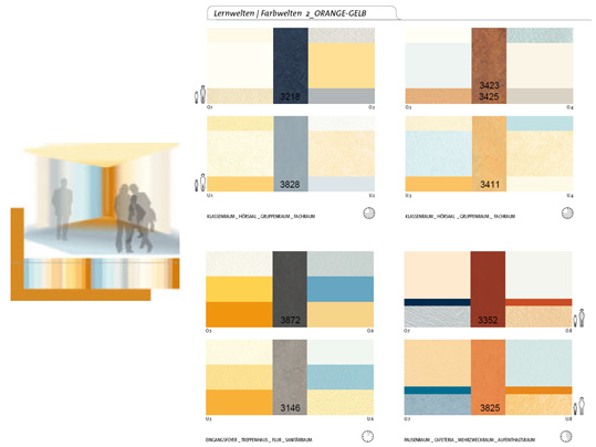 Farbwelt 2 - Farbwelten/Lernwelten