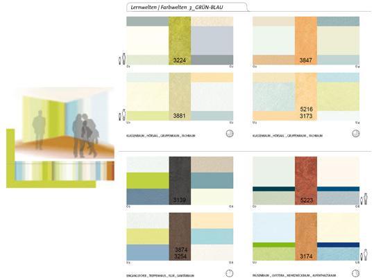 Farbwelt 3 - Farbwelten/Lernwelten