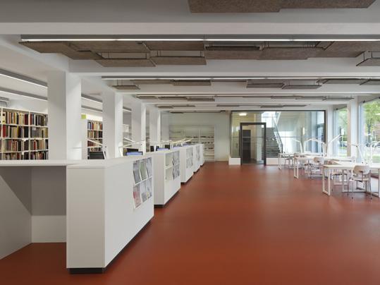 Forbo Linoleum im Bauhaus Dessau