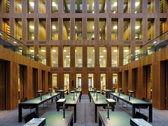 Desktop dans la Grimm-Bibliothek
