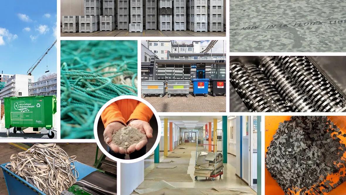 Verhalen over Forbo | Fabrieken en circulariteit