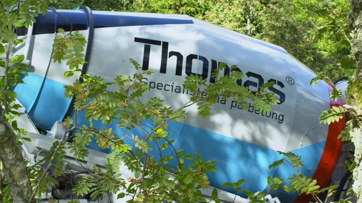 Forbo x Thomas Concrete