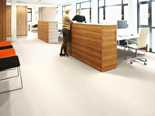 Forbo Designbeläge in Büroumgebungen
