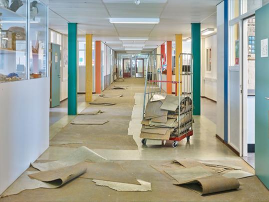Forbos golvåtervinning finns i hela Sverige