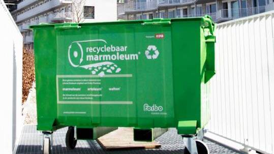 Forbo recycling in practice