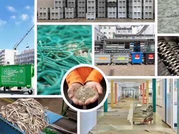 Aperçu d'usines et de circularité | Forbo Flooring Systems