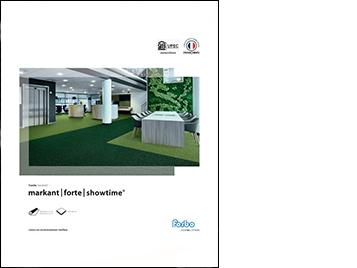 Revêtement de sol Book Showtime Forte Markant aiguilleté | Forbo Flooring Systems