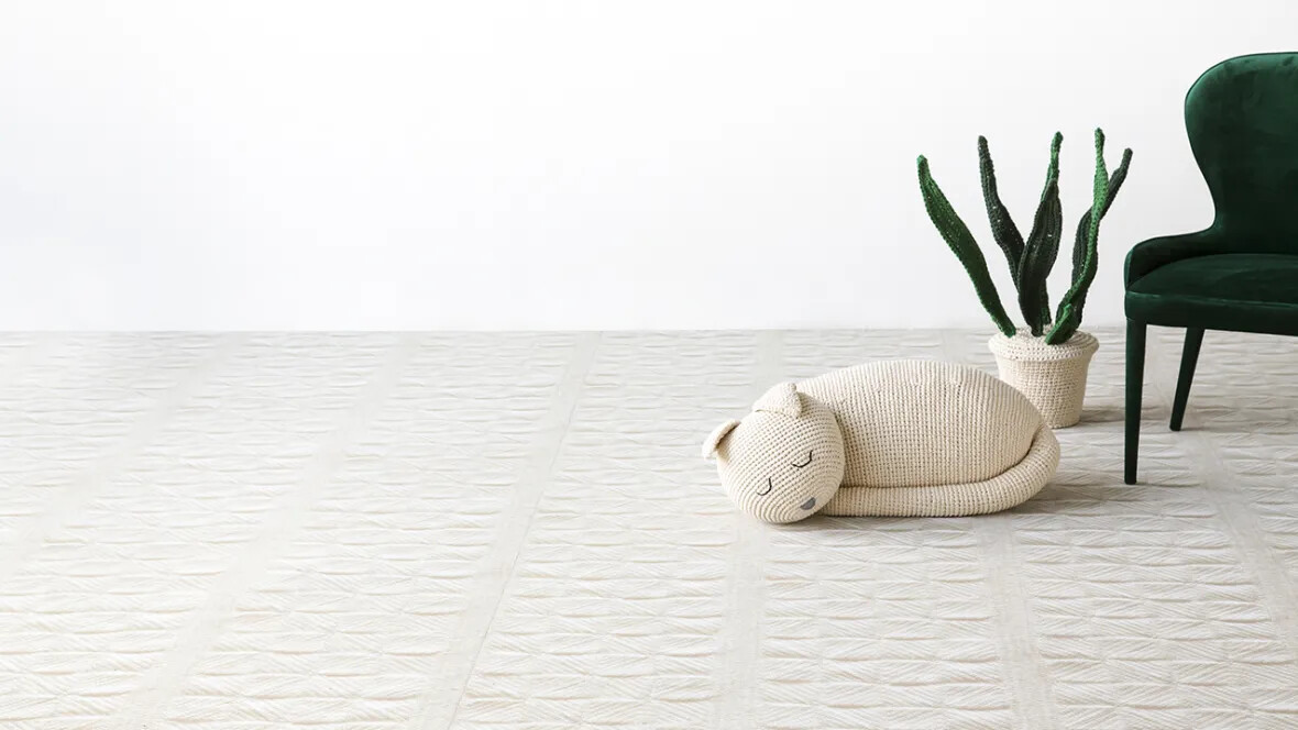Flotex custom flooring