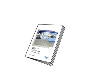 Allura adhesive free sample book