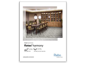 Flotex Harmony Brochure Icon
