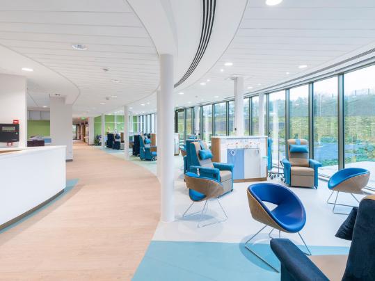 Fly Forbo 2021/2022 Milton Keynes Cancer Centre