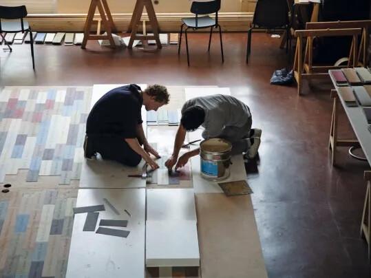 Revêtement de sol souples professionnels, formation solier | Forbo Flooring Systems